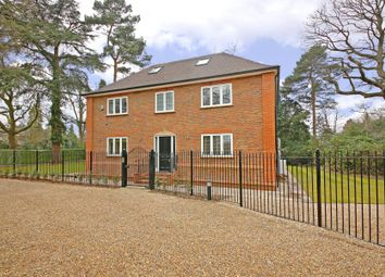 Thumbnail 4 bed detached house to rent in Bracken Hill Close, Northwood