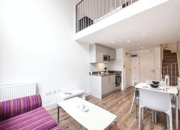 Thumbnail 1 bed flat to rent in Luminaire Apartments, Kilburn High Road, Kilburn, London