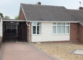 Thumbnail 2 bedroom bungalow to rent in Allington Close, Walsall