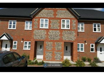 Thumbnail 3 bedroom terraced house to rent in Chalk Pit Avenue, Orpington