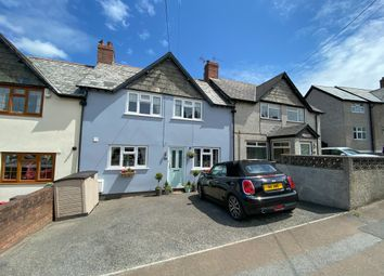 Thumbnail 3 bed terraced house for sale in New Road, Stratton, Bude