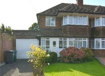 Thumbnail 3 bed semi-detached house for sale in Chatsworth Close, London