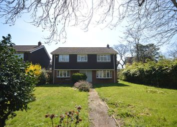 Thumbnail 4 bed detached house to rent in Park Lane, Milford On Sea, Lymington
