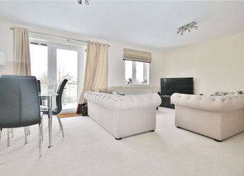 Thumbnail 2 bed flat to rent in Fairwater Drive, Shepperton, Middlesex