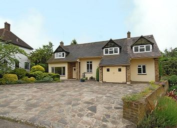 Thumbnail 4 bed detached house to rent in Heathside Close, Moor Park