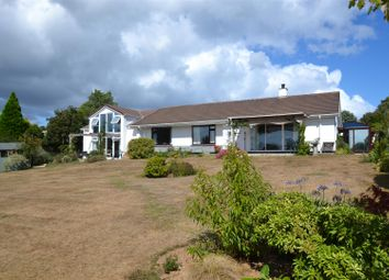 Thumbnail 4 bed detached bungalow for sale in The Fairway, Mawnan Smith, Falmouth