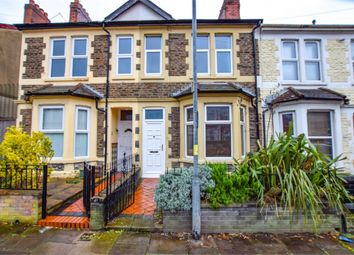 Thumbnail 2 bed terraced house for sale in Moorland Road, Splott, Cardiff