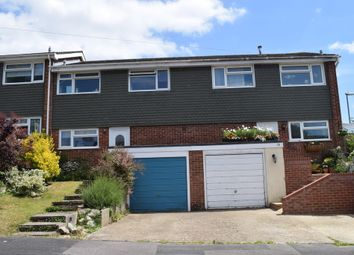 Thumbnail 3 bed terraced house for sale in Meon Crescent, Chandler's Ford, Eastleigh