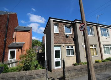 Thumbnail 1 bed flat to rent in Cobden View Road, Sheffield