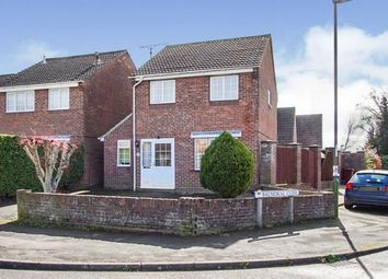Thumbnail 3 bed detached house for sale in Windsor Road, Chichester, West Sussex