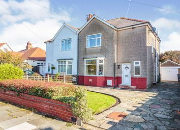 Thumbnail Semi-detached house for sale in Sunny Bank Avenue, Bispham, Blackpool, Lancashire