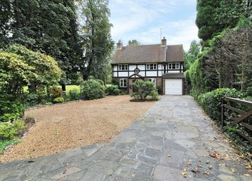 Thumbnail 3 bed detached house for sale in Lingfield Road, East Grinstead, West Sussex