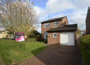 Thumbnail 3 bed detached house for sale in Windmill Lane, Raunds, Northamptonshire