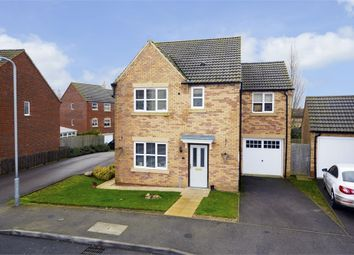 Thumbnail 4 bed detached house for sale in Carlisle Close, Oakley Vale, Corby, Northamptonshire