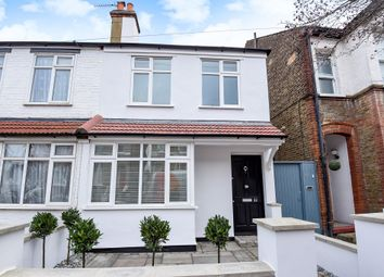 Thumbnail 3 bed semi-detached house for sale in Alexandra Road, Addiscombe, Croydon