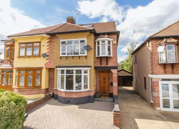 Thumbnail 4 bed semi-detached house for sale in Aragon Drive, Ilford