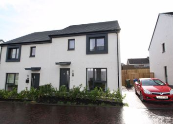 3 bed semi-detached house for sale in Oak Tree Gardens, Sauchie, Alloa FK10