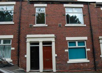 Thumbnail 3 bed flat to rent in Brinkburn Street, Wallsend