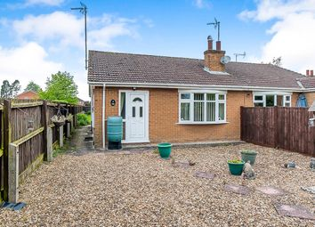 Thumbnail 2 bed semi-detached bungalow for sale in Falklands Drive, Wisbech