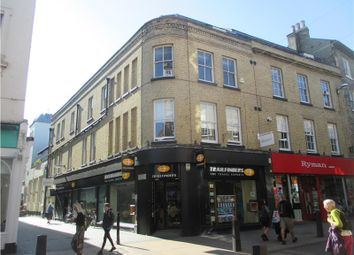 Thumbnail Office to let in Sidney Street, Cambridge, Cambridgeshire