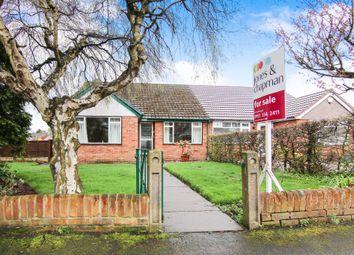 Thumbnail 2 bed semi-detached bungalow for sale in Harrogate Road, Bromborough, Wirral