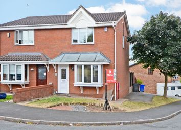 Thumbnail 3 bed semi-detached house to rent in Gallimore Close, Stoke On Trent, Staffordshire