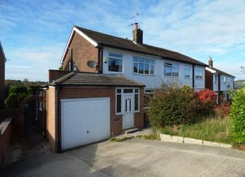 Thumbnail 3 bed semi-detached house for sale in Chantry Road, Disley, Stockport, Cheshire