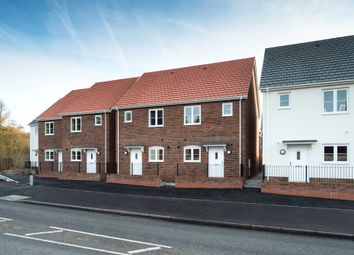 Thumbnail 2 bed terraced house for sale in Widvale Road, Mountnessing, Essex