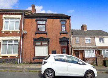 Thumbnail 4 bedroom end terrace house for sale in Dyke Street, Hanley, Stoke-On-Trent