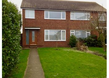 Thumbnail 3 bed semi-detached house for sale in Burntwick Drive, Lower Halstow, Sittingbourne