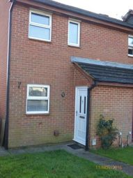 Thumbnail 2 bed end terrace house to rent in Lowry Drive, Houghton Regis, Dunstable