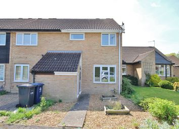 Thumbnail 3 bedroom terraced house to rent in Marlborough Close, St. Ives, Huntingdon