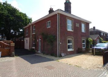Thumbnail 3 bed semi-detached house for sale in Hunts Pond Road, Park Gate, Southampton