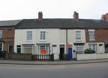 Thumbnail 2 bed property to rent in Rosliston Road, Stapenhill, Burton Upon Trent, Staffordshire
