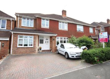Thumbnail Semi-detached house for sale in Buckingham Road, Swindon