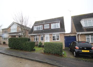 Thumbnail 3 bed detached house for sale in Matfield Close, Chelmsford