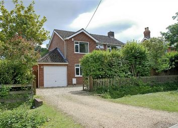 Thumbnail 4 bed detached house for sale in Hightown Industrial Estate, Crow Arch Lane, Ringwood