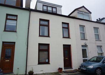 Thumbnail 4 bed terraced house for sale in Porthyfelin, Holyhead
