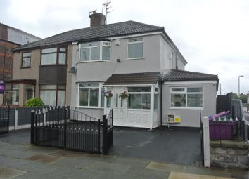 Thumbnail 4 bed semi-detached house for sale in Little Dale, Thomas Lane, Liverpool