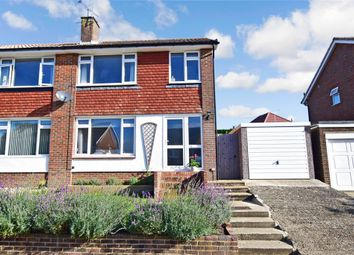 Thumbnail 3 bed end terrace house for sale in Hillcrest Close, Ashington, West Sussex