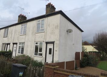 Thumbnail 3 bed end terrace house to rent in Stambridge Road, Rochford