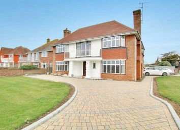 Thumbnail 4 bed detached house for sale in Marine Crescent, Goring-By-Sea, Worthing, West Sussex