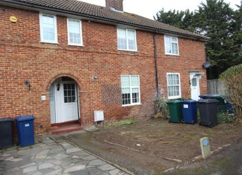 Thumbnail 3 bedroom terraced house to rent in Banstock Road, Edgware