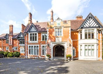 Thumbnail 4 bed flat for sale in Chorleywood House, Chorleywood House Drive, Chorleywood, Rickmansworth