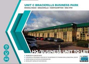 Thumbnail Light industrial to let in Unit C Brackmills Business Park, Rhosili Road, Brackmills, Northampton