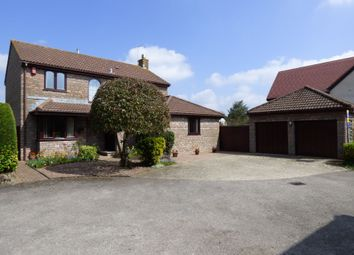 Thumbnail 4 bed detached house for sale in Conifer Close, Frampton Cotterell, Bristol