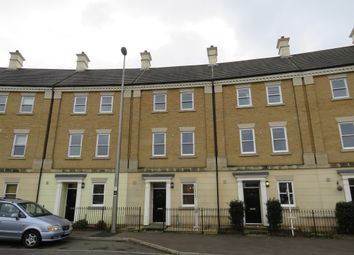Thumbnail 4 bedroom town house for sale in Rowditch Furlong, Redhouse Park, Milton Keynes
