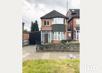 Thumbnail 3 bed detached house for sale in 55 Sandringham Road, Great Barr, Birmingham
