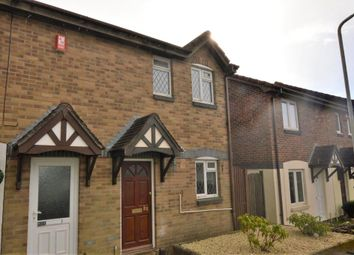 Thumbnail 2 bed terraced house to rent in Long Terrace Close, Plympton, Plymouth, Devon