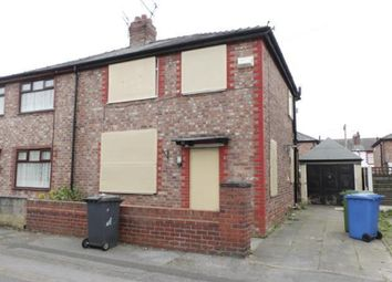 Thumbnail 3 bed semi-detached house for sale in Slater Street, Warrington, Cheshire